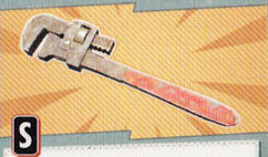 FBG pipe wrench