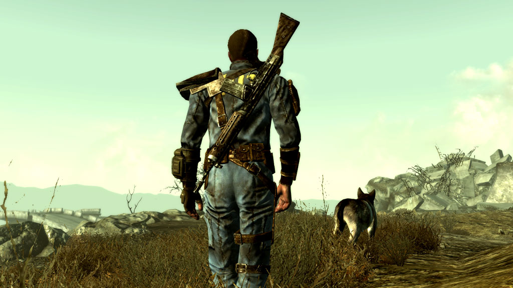 FO3 Armored Vault Suit