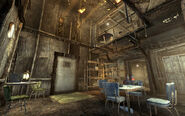 FO3 Billy Creel's house morning interior