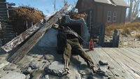 FO4 Coastal Cottage Skeleton