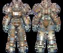 FO4 Raider Power Armor