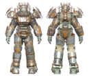 FO4 Raider Power Armor