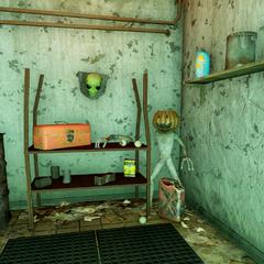 Aliens room