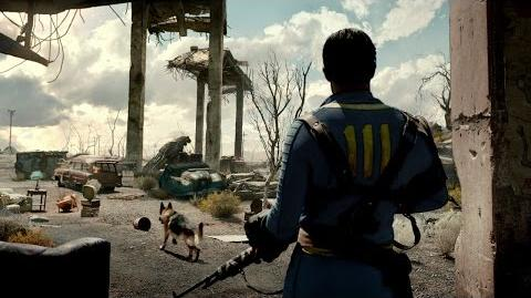 Fallout 4 The Wanderer Trailer (El errante)