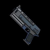 FoS 10mm pistol