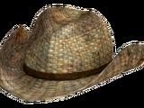 Kapelusz kowbojski Rattan