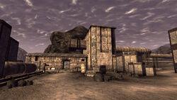 Saturnite Alloy Research Facility