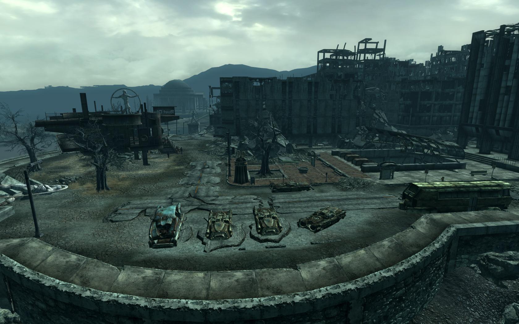 Anacostia Crossing Anacostia Crossing Fallout Wiki