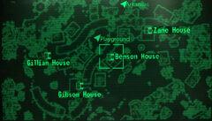 Benson house loc