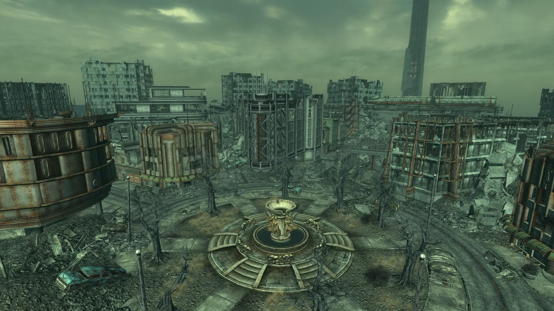 Dupont Circle Fallout Wiki Fandom Powered By Wikia