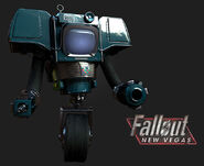 FNV Securitron render