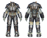 FO4CC X-01 power armor onyx