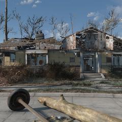 Будинок №9 після війни