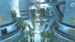 Institute Concourse