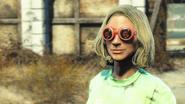 Sierra w okularach nw