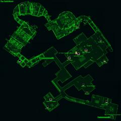 План-карта Комутатора