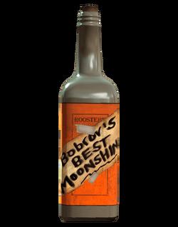 Bobrovs Best moonshine