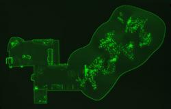 Danvers hideout map