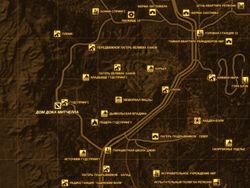 FNV Карта ДОМ ДОКА МИТЧЕЛЛА