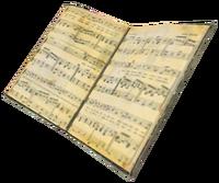 FO3 MusicSheetHavoked