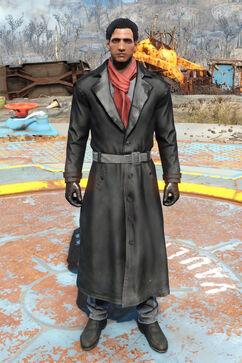 FO4CC Shroud outfit