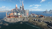 FO4 Mahkra Fishpacking Plant (outside)