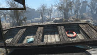 FO4 Parsons Creamery boat