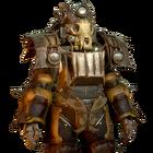 FO76 Atomic Shop - Bone raider power armor