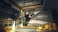 FO76 Vault 63 (inside entrance 01)