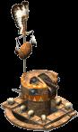 FOT Tribal turret