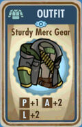 FoS Sturdy Merc Gear Card