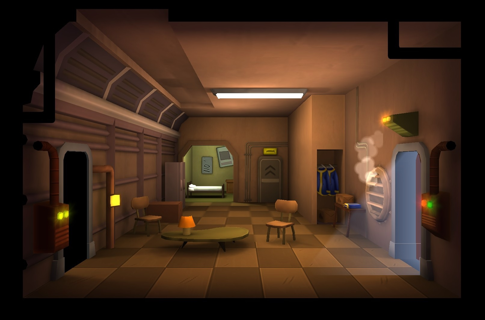 living quarters fallout shelter fallout wiki fandom powered by