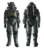 NCR T-45 armor
