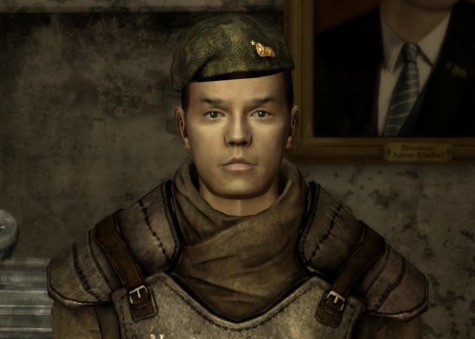 Colonel Hsu