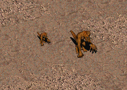 Deathclaw in Fallout1-2