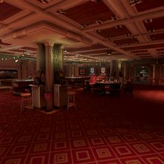 Upper level club