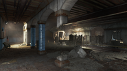 FO4 Revere Beach station interior 2