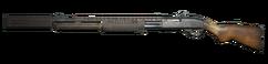 FO76 Pump action shotgun (Nuclear Winter)