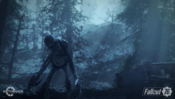 Fallout76 E3 Wendigo