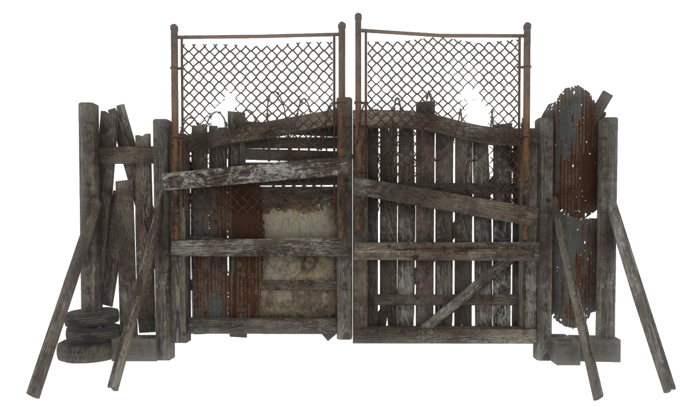 Junk fence | Fallout Wiki | FANDOM powered by Wikia