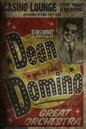 Plakat deana