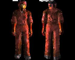 Reds jumpsuit