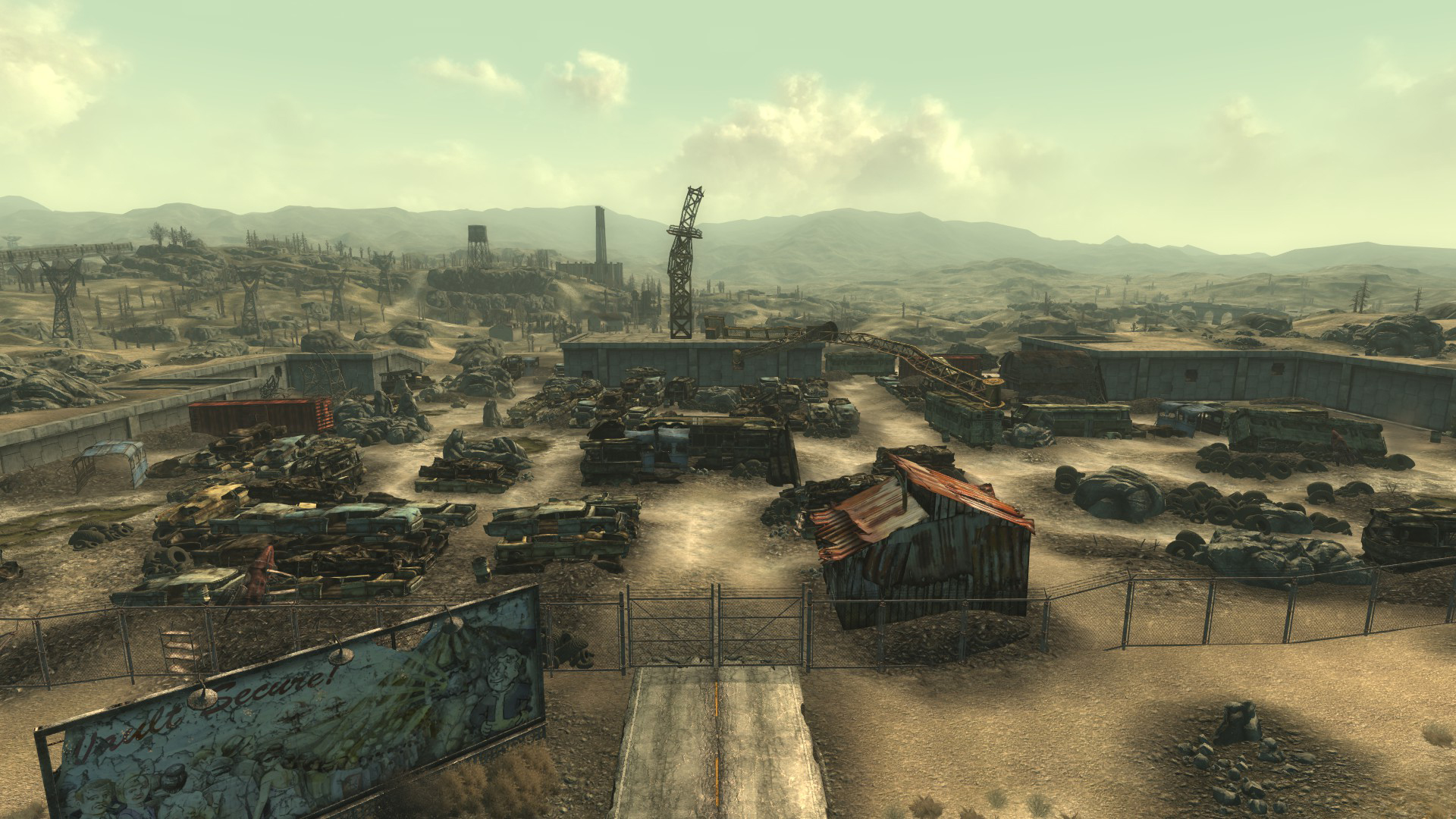 Scrapyard Fallout Wiki FANDOM Powered By Wikia - Fallout game map of us