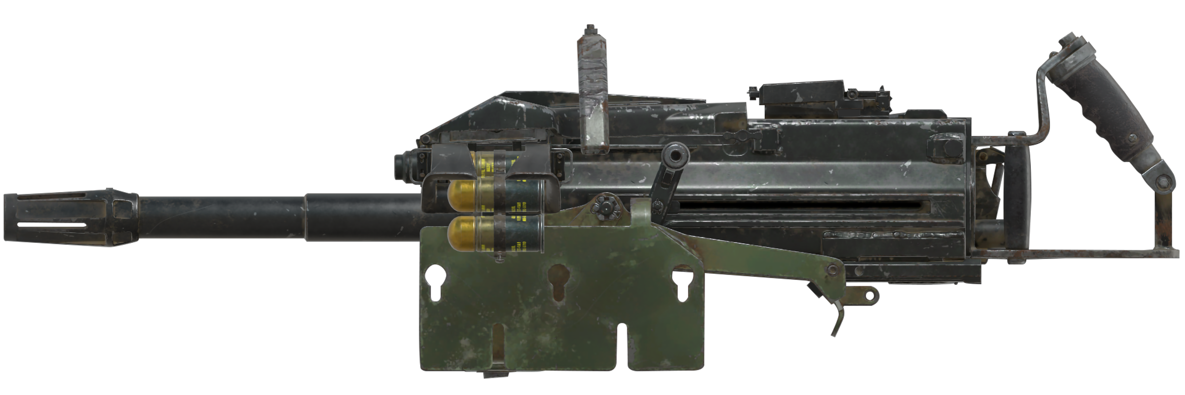 Auto grenade launcher | Fallout Wiki | FANDOM powered by Wikia