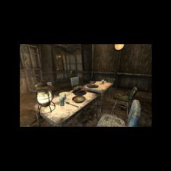 Обідній стіл, перший поверх