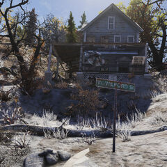Otis Pike's house