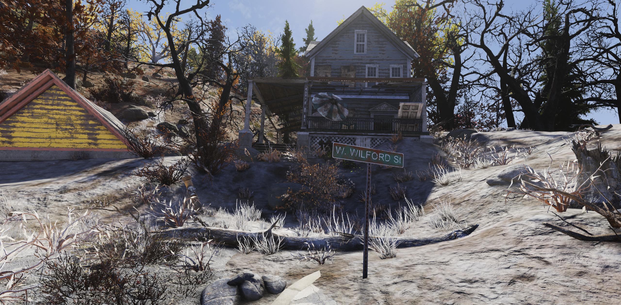 FO76 Otis Pike's house