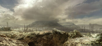 Fallout3 concept Capital Wasteland