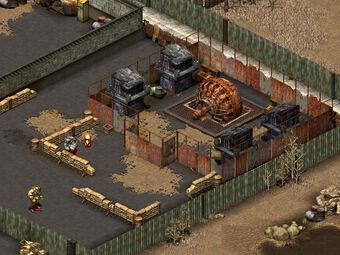 Fallout Tactics Exit Vehicle