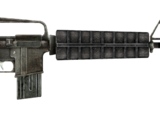 Lily's assault carbine